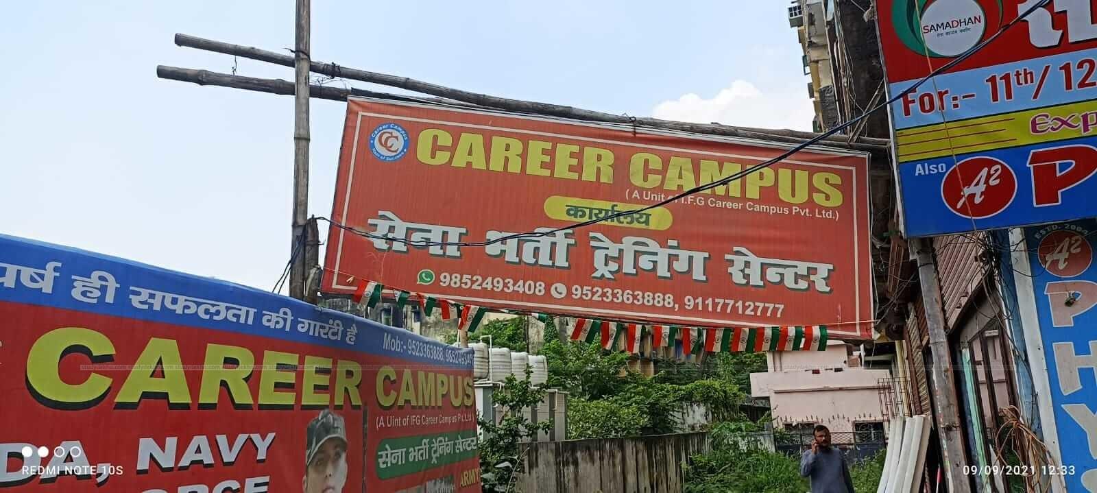 CAREER CAMPUS Logo