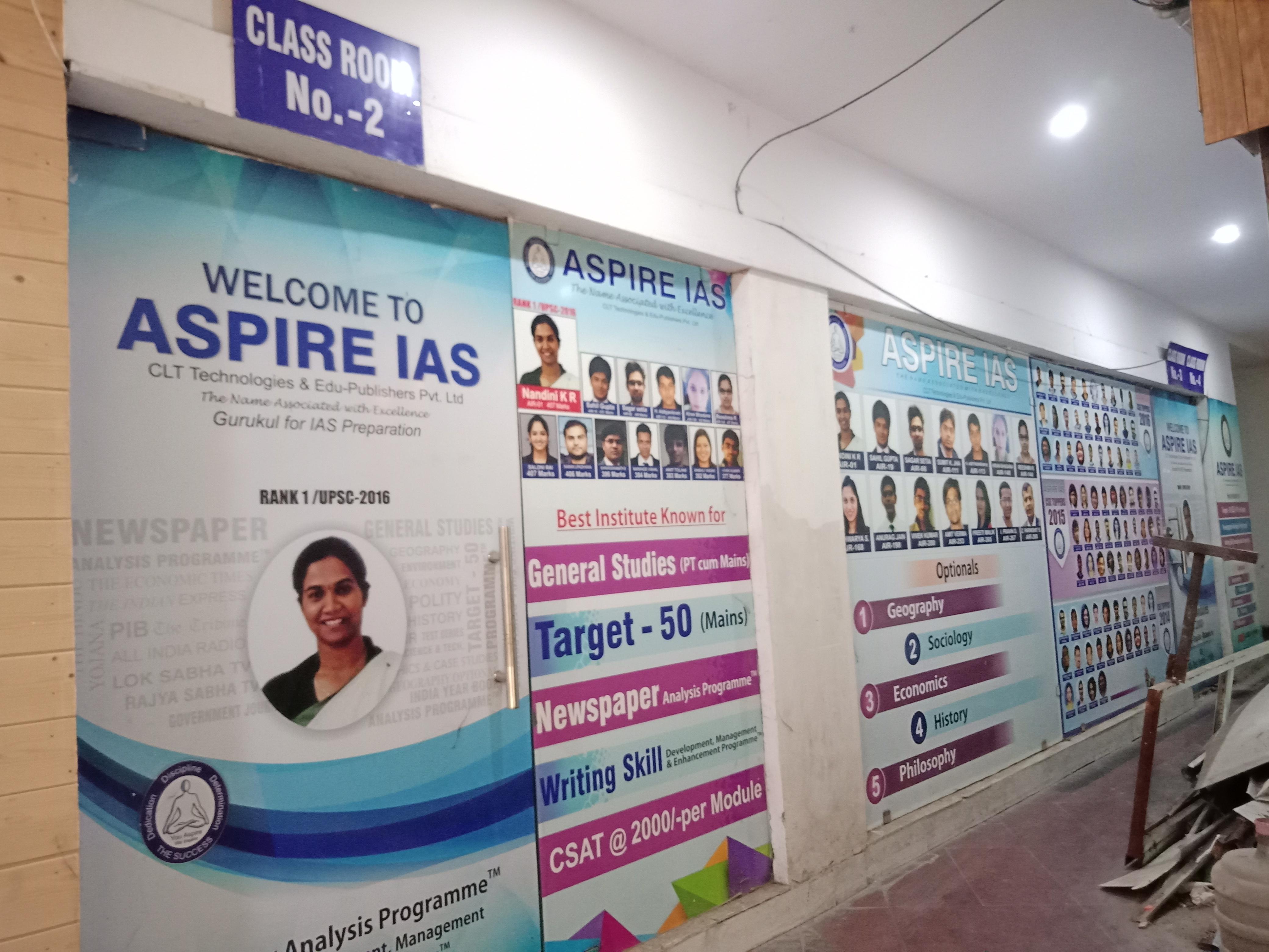Aspire IAS Gallery