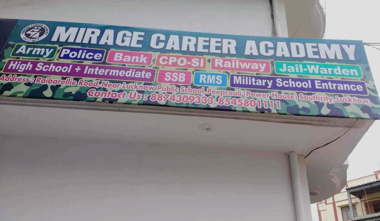 Mirage Career Academy Logo