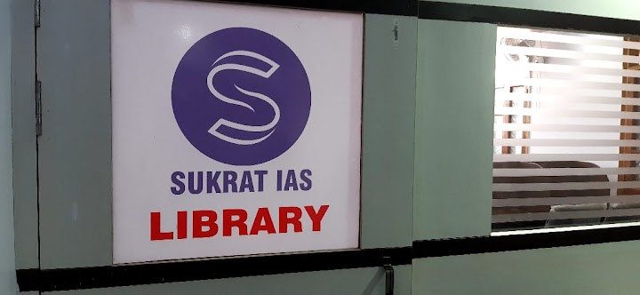 Sukrat IAS Logo