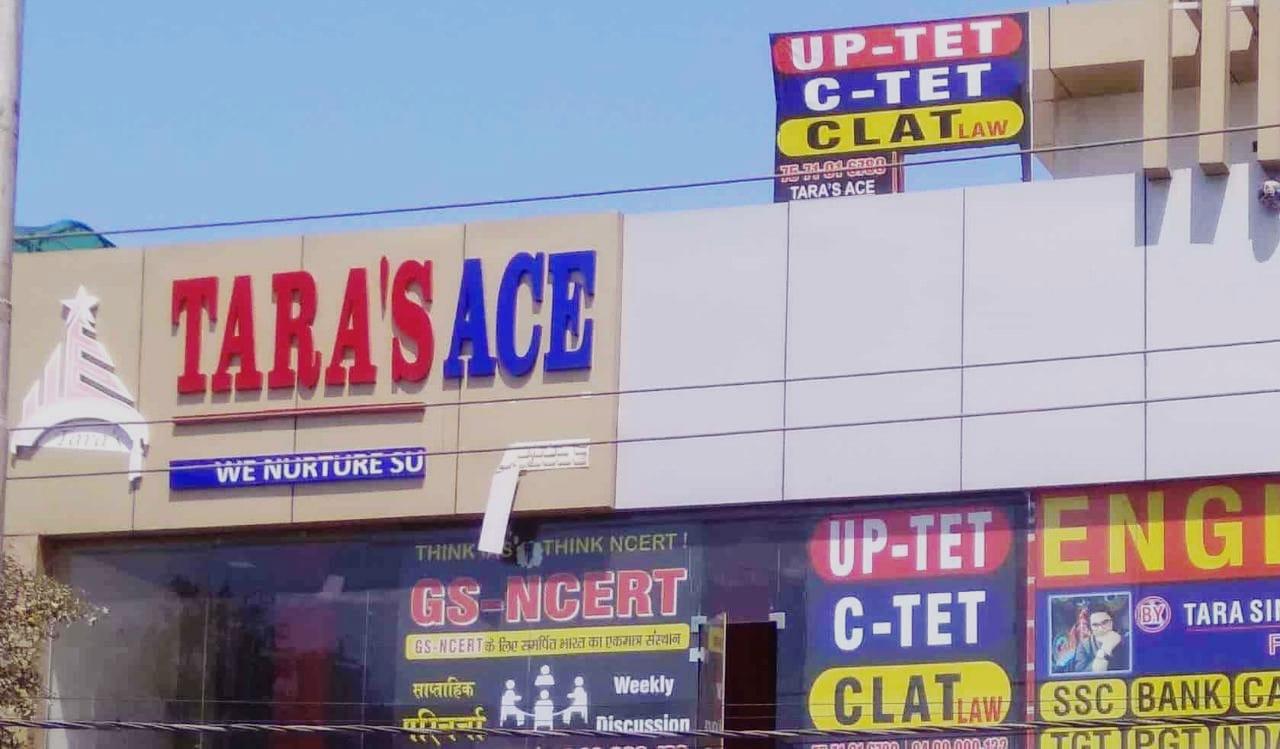 Tara's Ace Logo