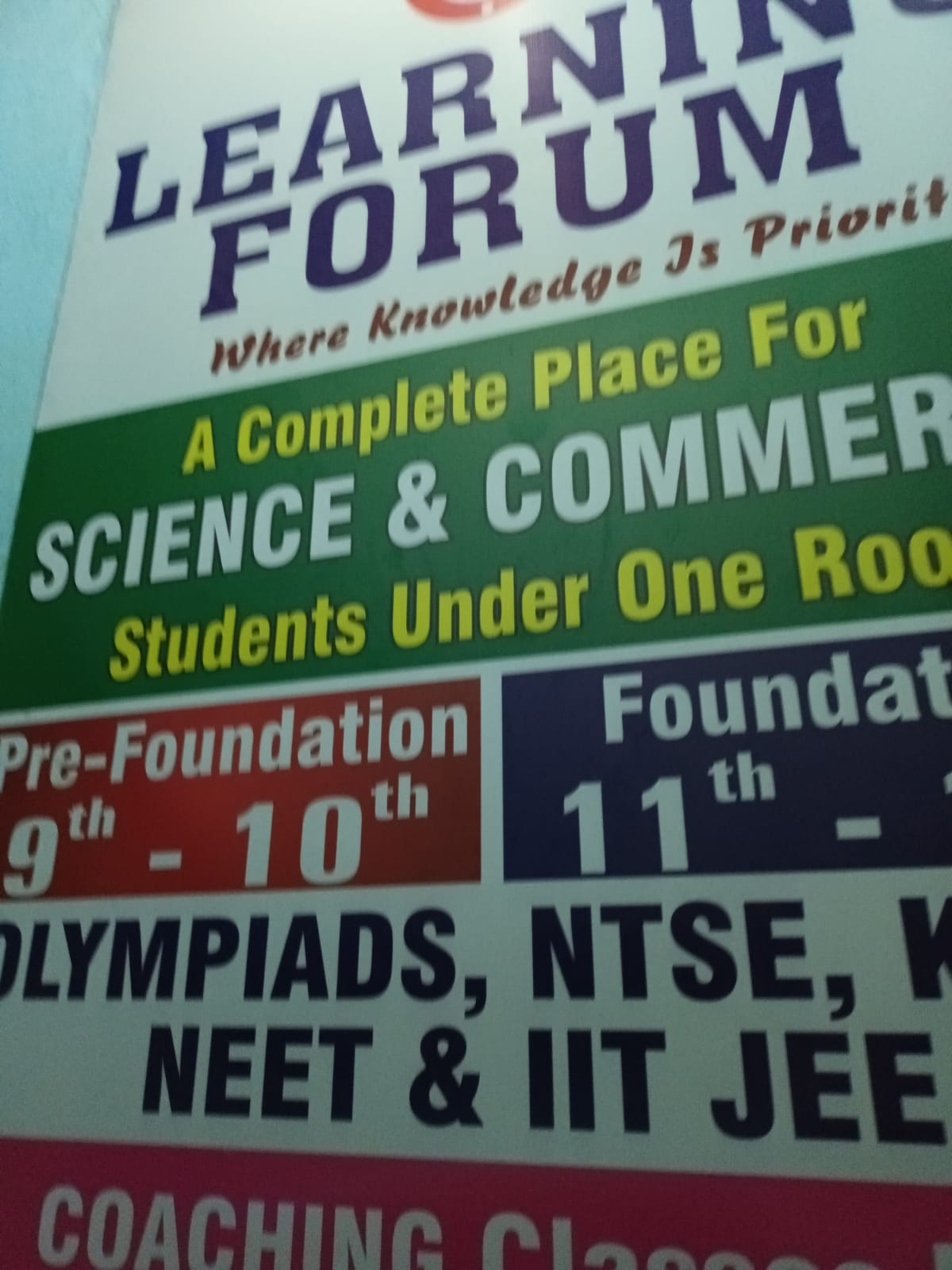 Learning Forum Logo