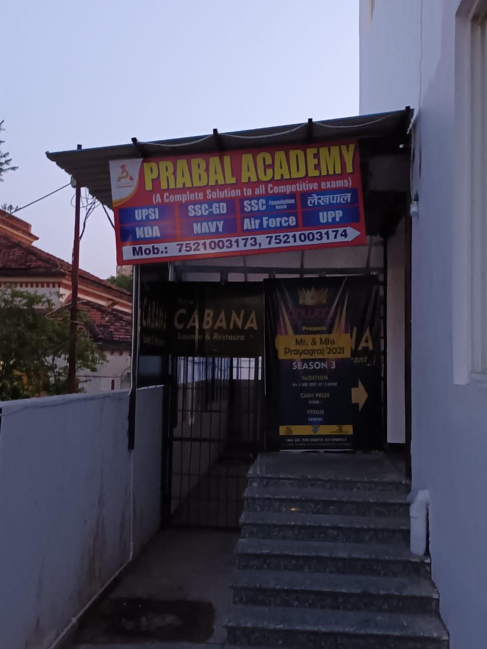 Prabal Academy Logo