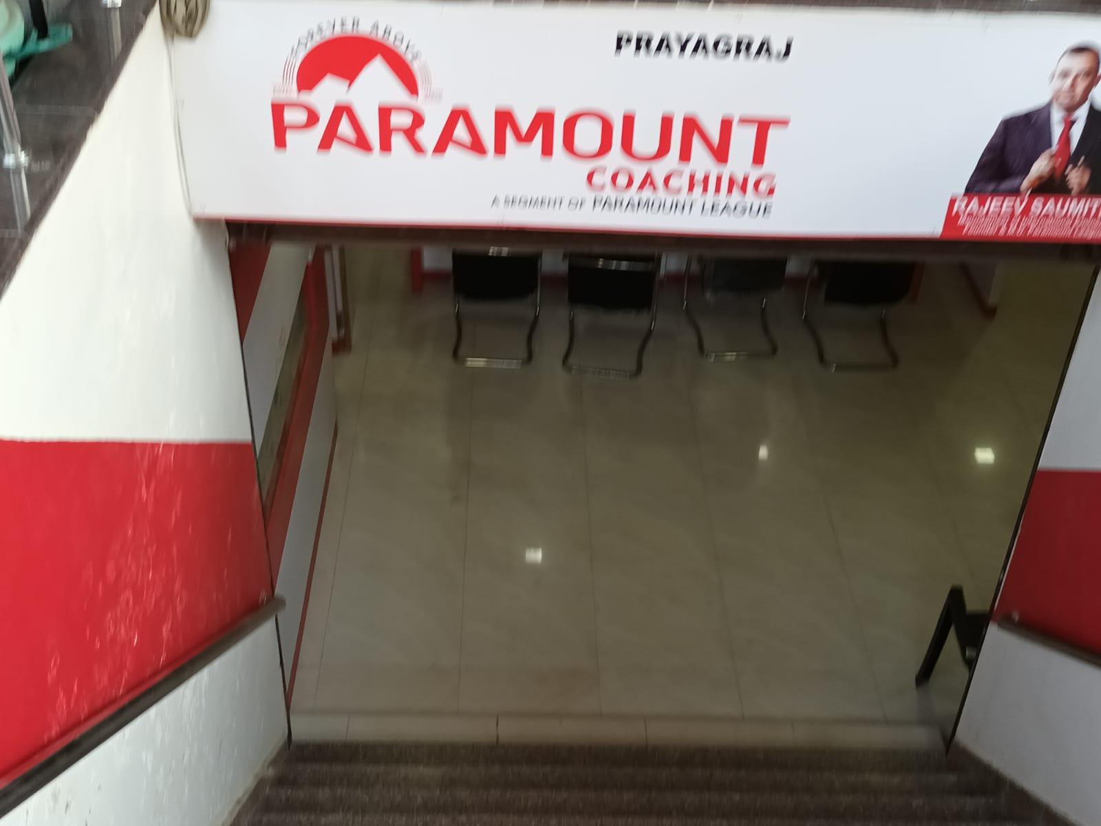 Paramount Coaching Logo