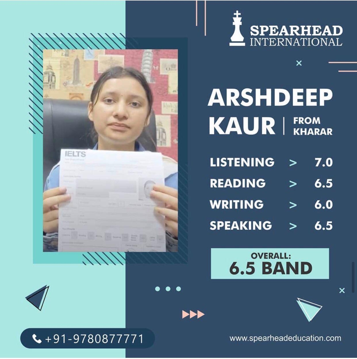 Spearhead International Images