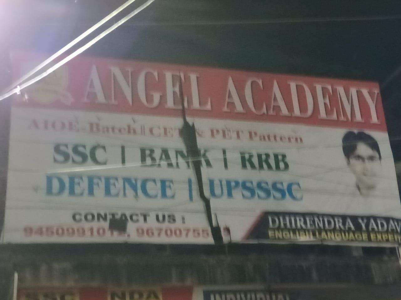 Angel Academy Logo