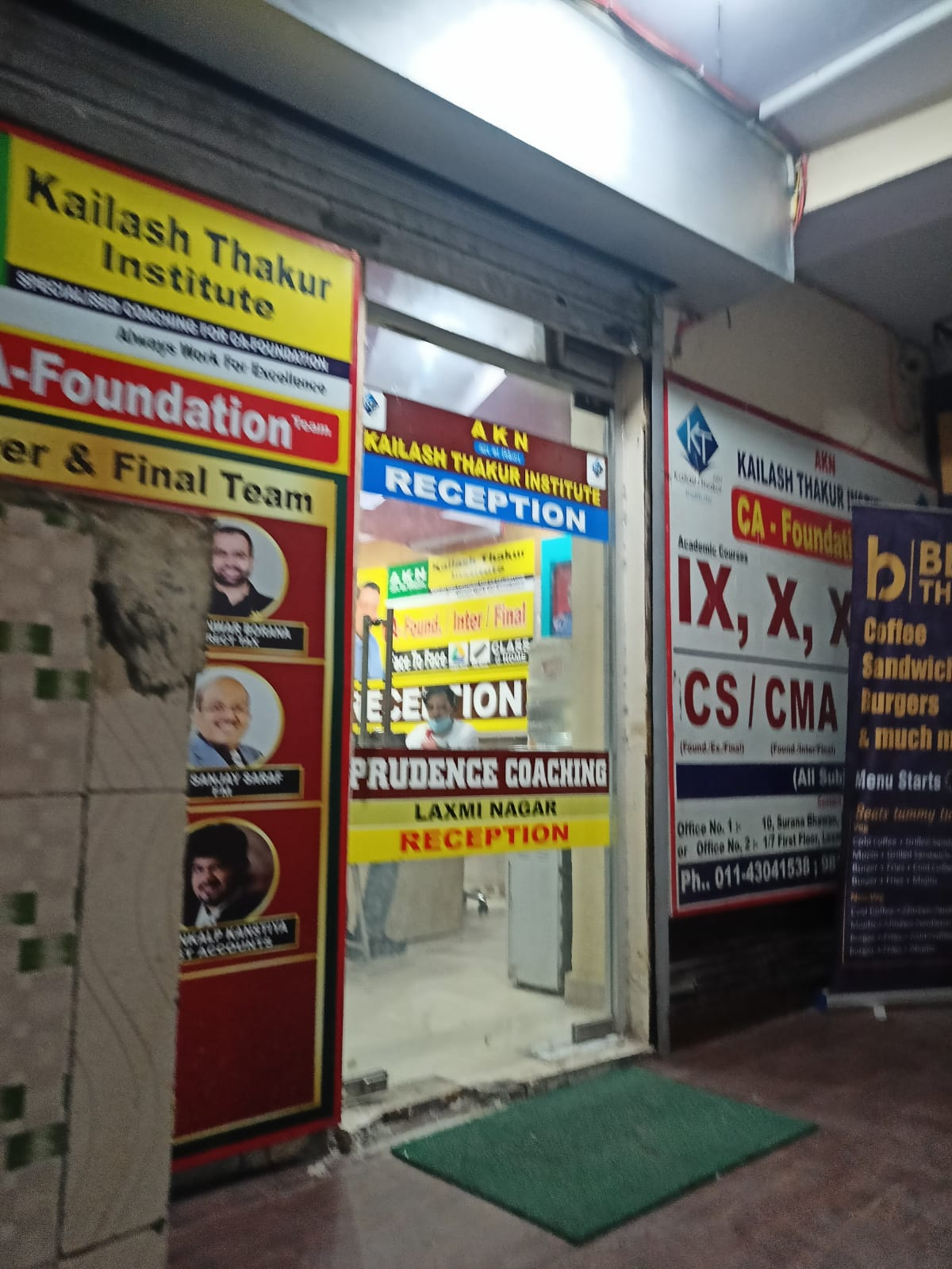 Kailash Thakur Institute Logo