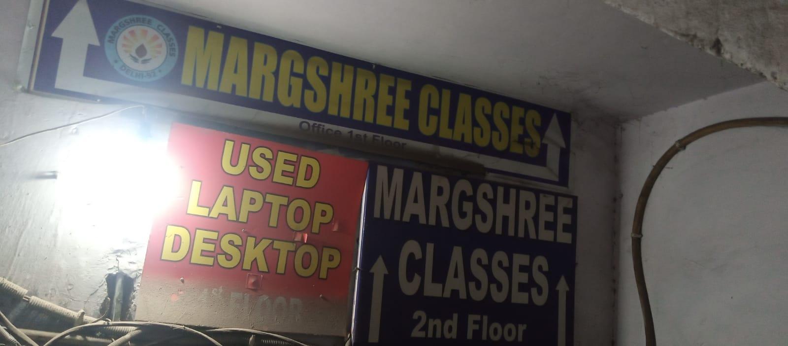 Margshree Classes Logo