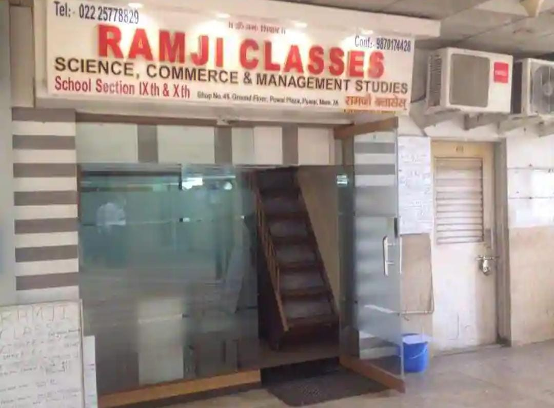 RAAM JI CLASSES Logo