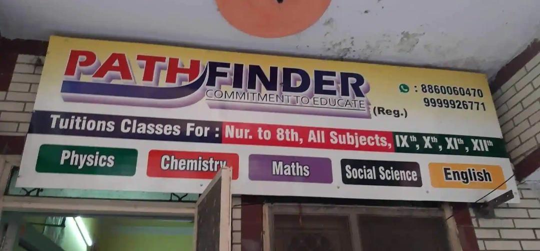 Pathfinder Institute of Education Logo