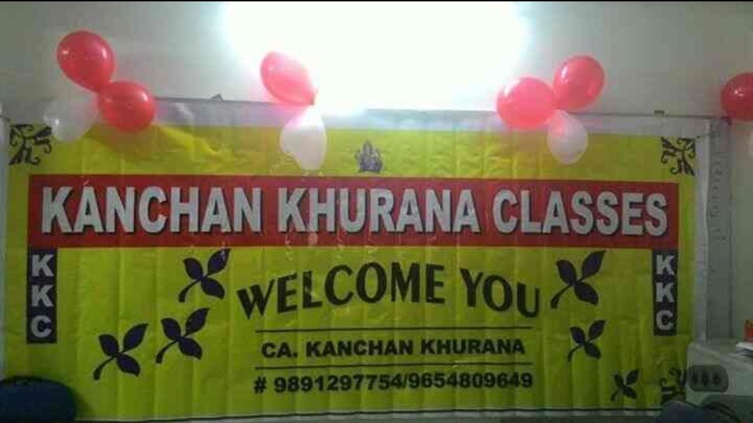 Kanchan Khurana Classes Logo