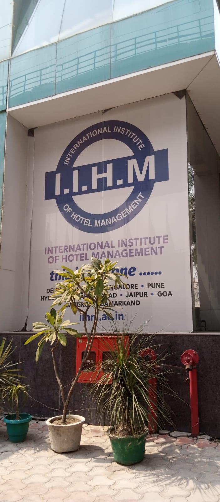 I.I.H.M (International Institute of Hotel Management) Logo