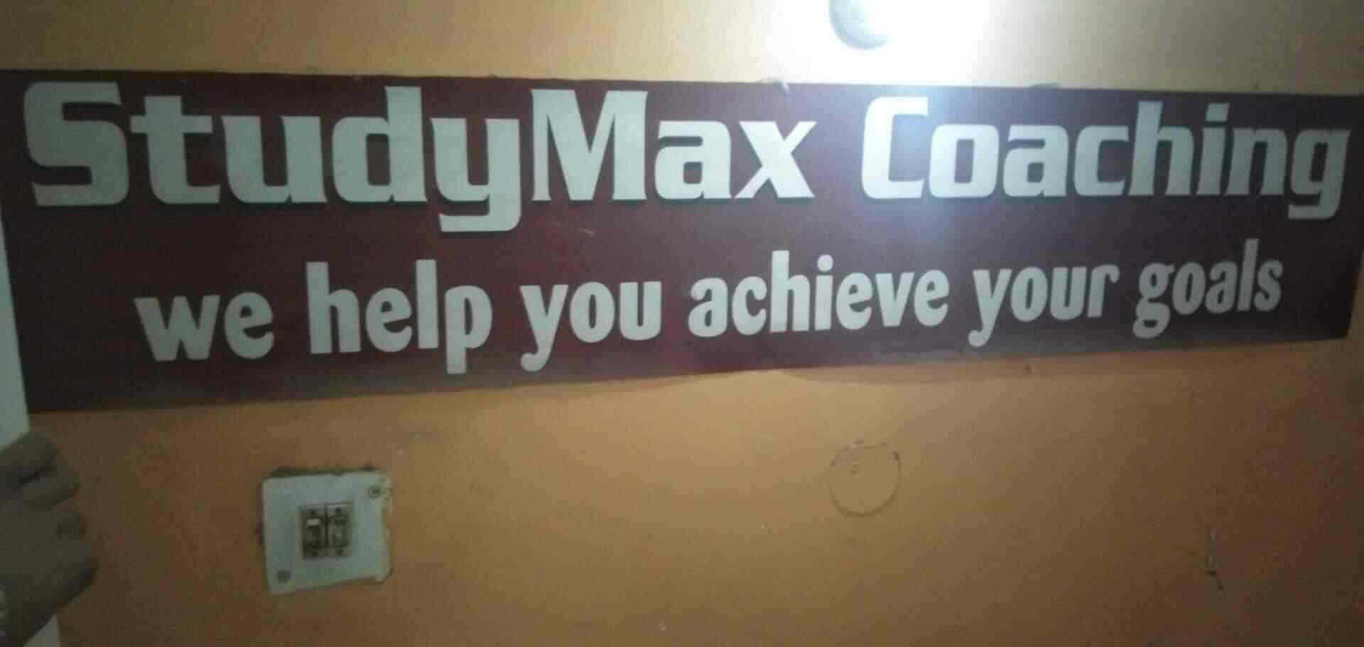 Study Max Coaching Logo