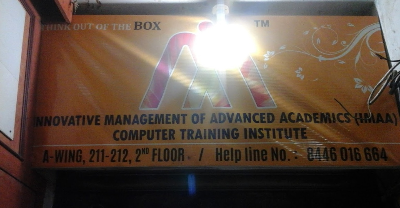 IMAA Computer Institute Logo