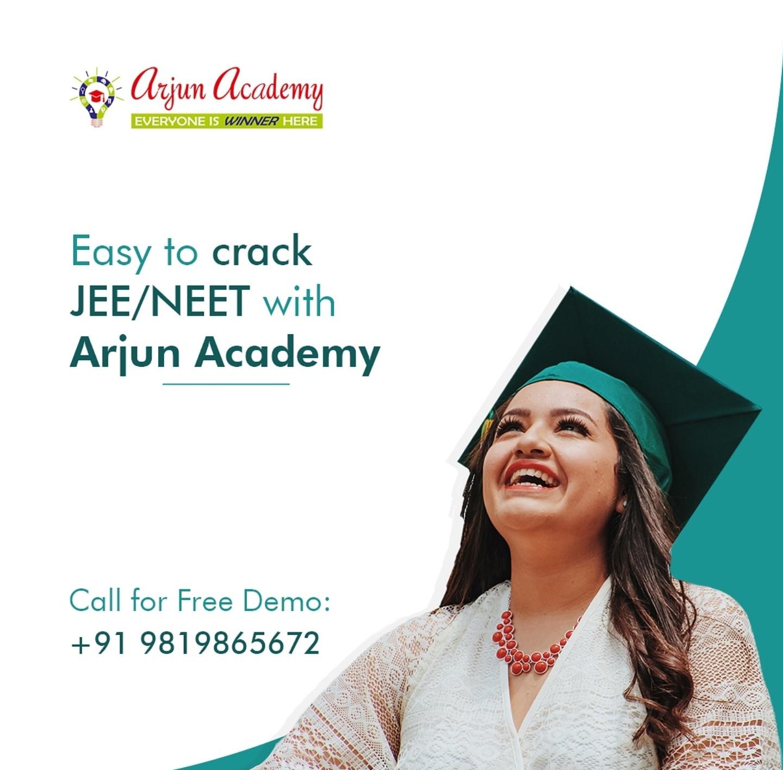 Arjun Academy Logo