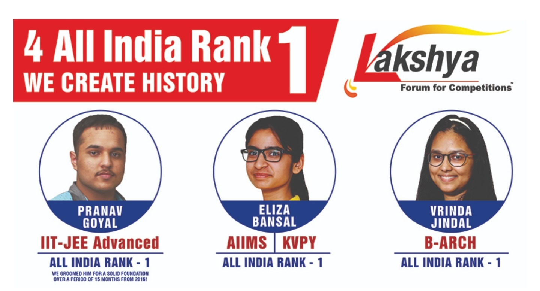 Lakshya Institute Logo